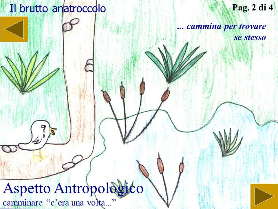 Aspetto Antropologico camminare cera una volta... Pag. 1 di 4.... cammina attraverso le sue paure