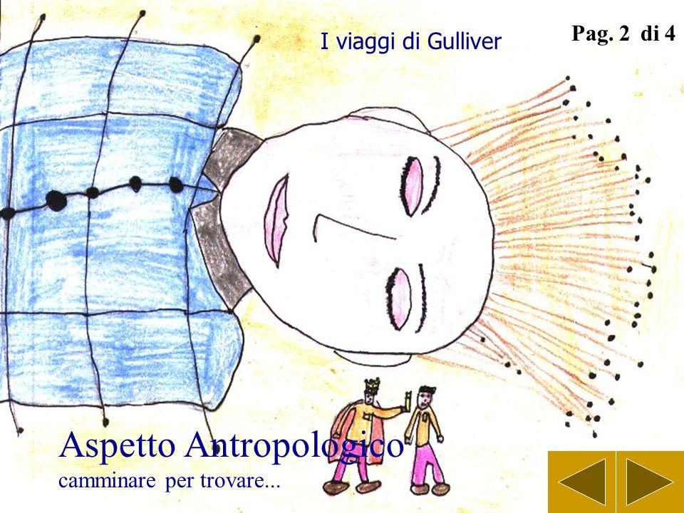 Aspetto Antropologico camminare per trovare... Pag. 1 di 4 La storia infinita
