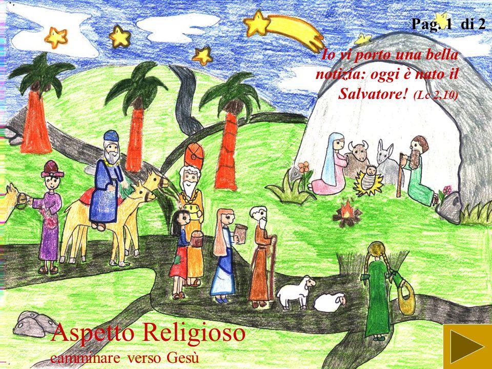 Aspetto Religioso camminare verso una promessa Pag. 2 di 2... Mosè stese la mano sul mare... (Es 14,21)