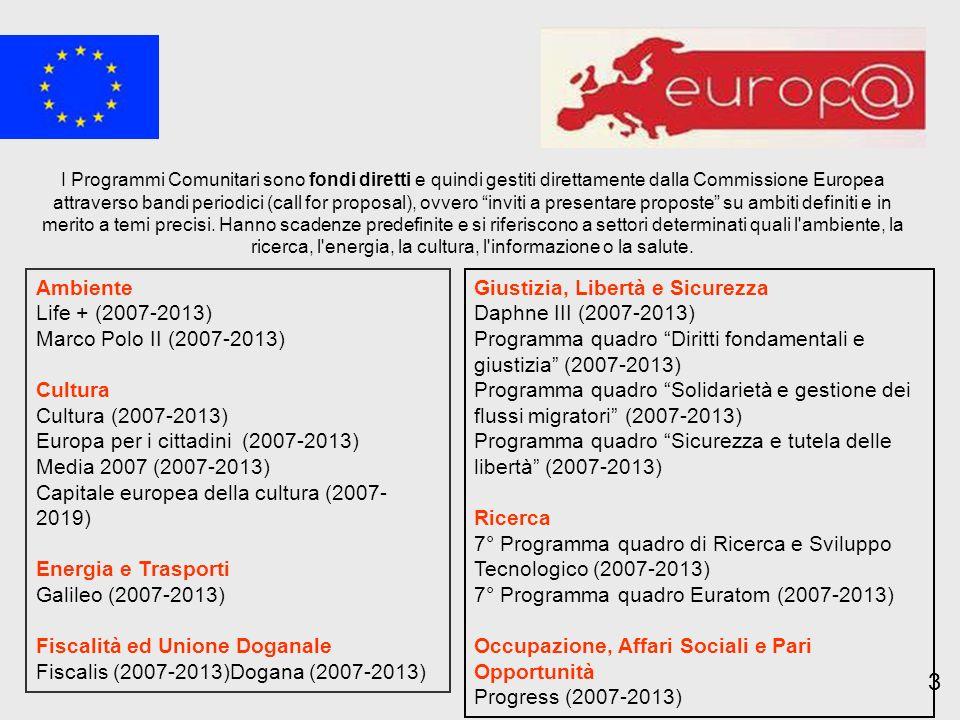 SETSE è un progetto europeo della durata di due anni, finanziato dalla Commissione Europea nellambito del bando 23/2007 del Programma Cultura 2007-2013.