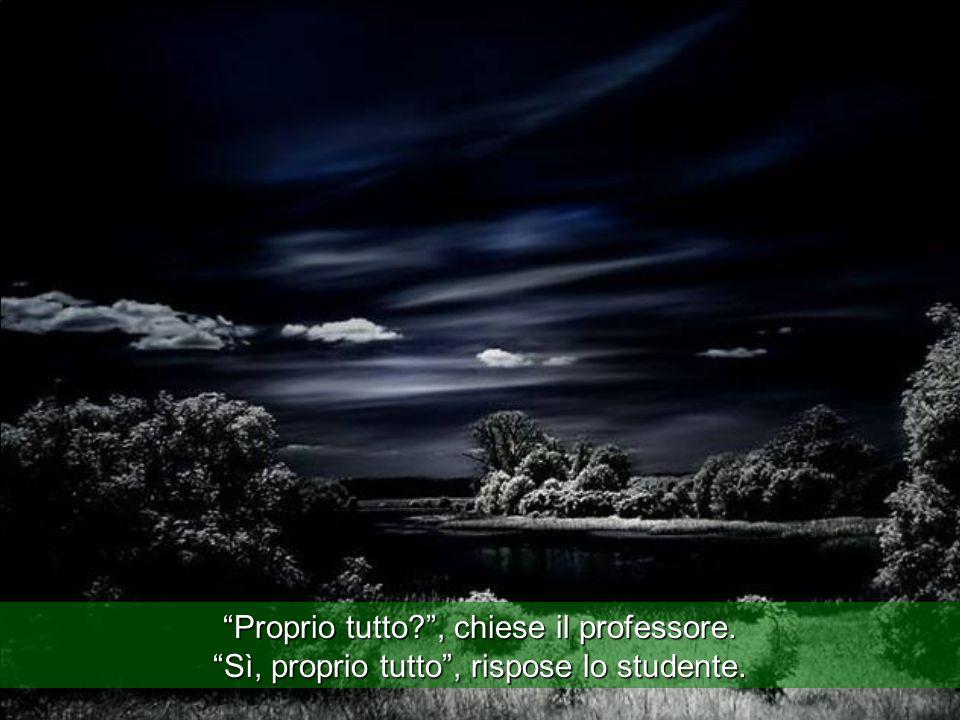 Possiamo studiare la luce, ma non loscurità.