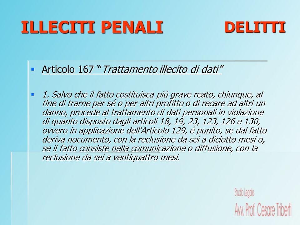 Articolo 172 Pene Accessorie Articolo 172 Pene Accessorie 1.