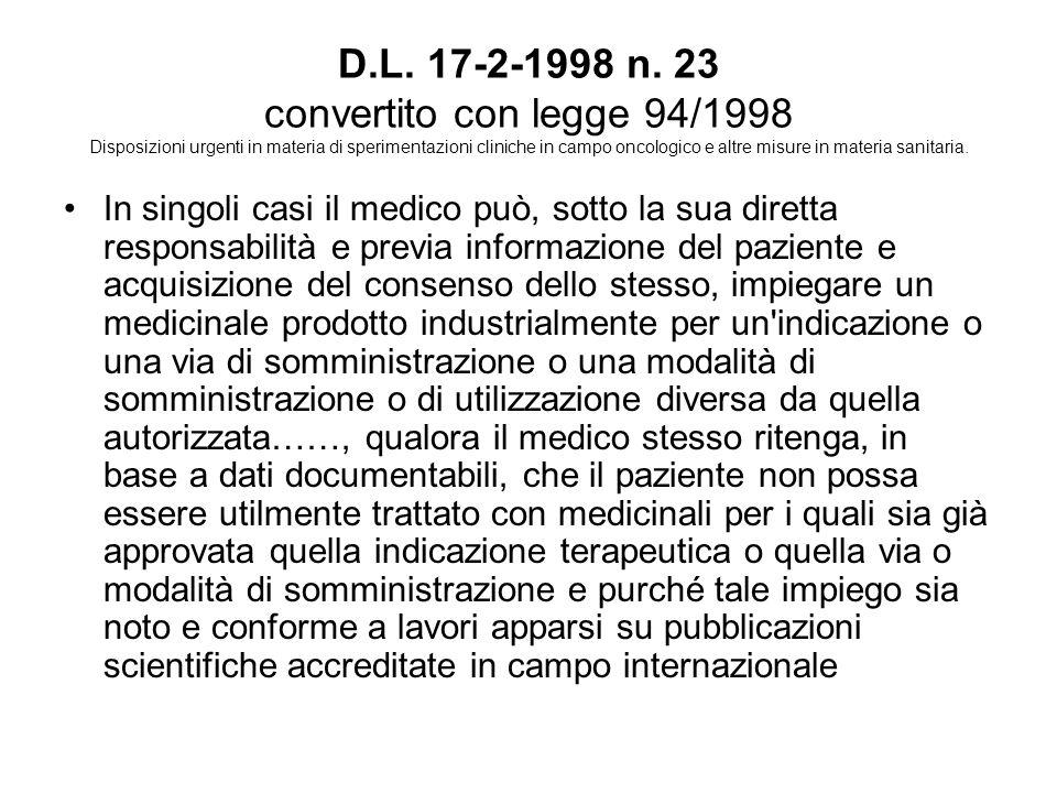 D.L.17-2-1998 n.