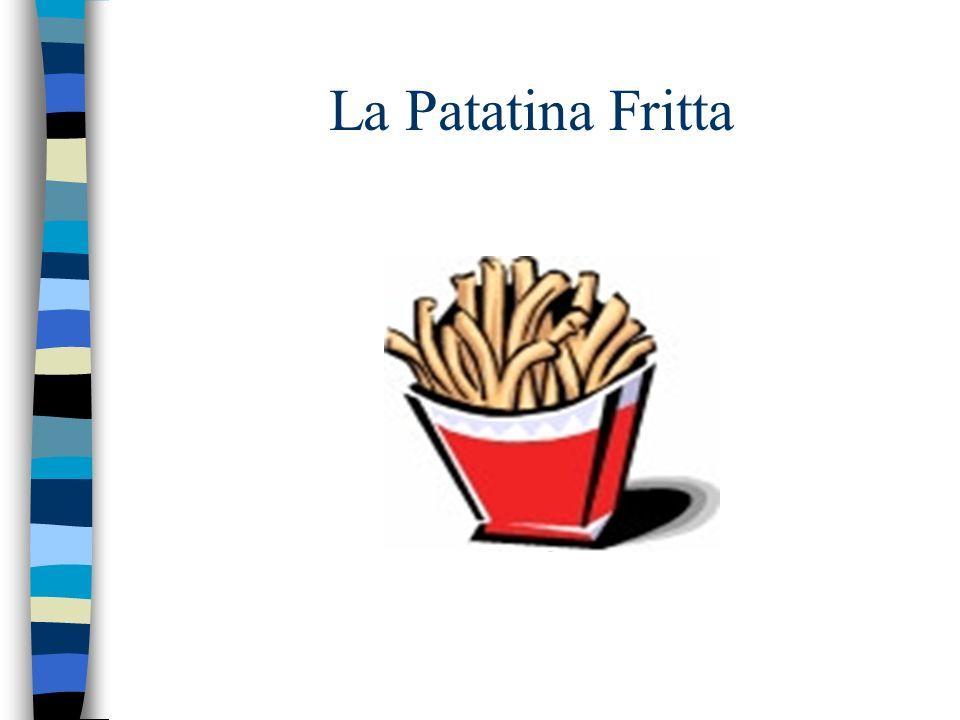 La Patatina Fritta