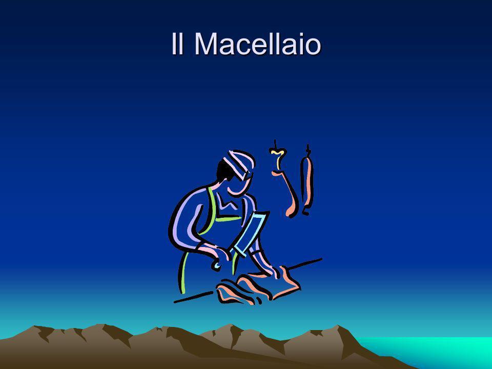 Il Macellaio