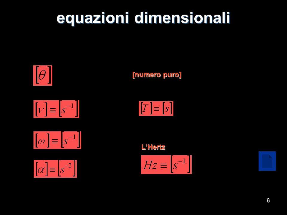 6 equazioni dimensionali [numero puro] LHertz