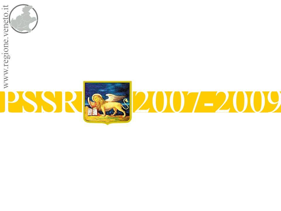 PSSR 2007-2009 www.regione.veneto.it