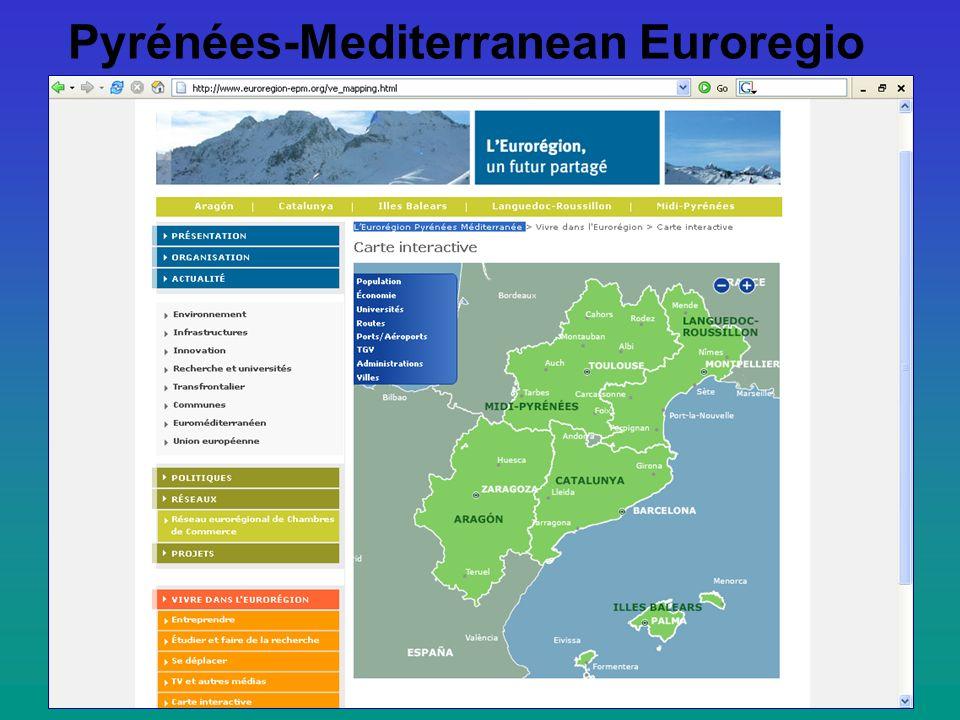 Pyrénées-Mediterranean Euroregio