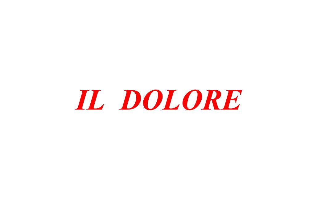 TERAPIA Anti-dolore in Italia 300.000 malati cronici ogni anno che necessitano di terapia anti-dolore 140.000 malati terminali di tumore 46 le dosi di oppioidi prescritte in Italia in un anno ogni milione di abitanti 1462 le dosi prescritte in Francia Fonte La Repubblica 11 maggio 2003