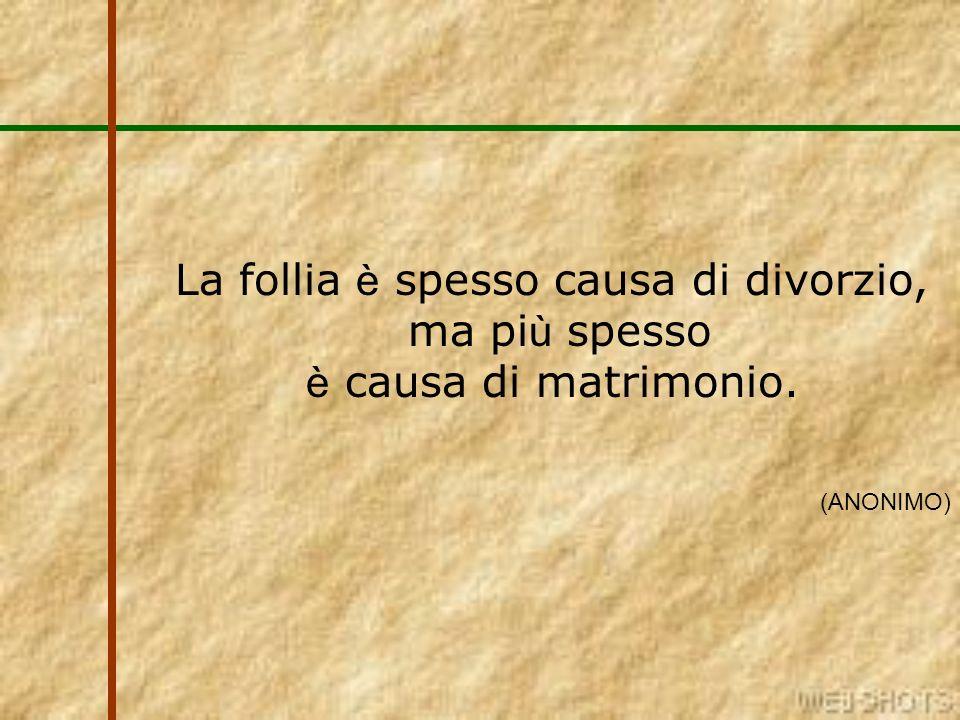 Se non si rischiasse mai nella vita, Michelangelo avrebbe dipinto il pavimento della cappella Sistina. (NEIL SIMON)