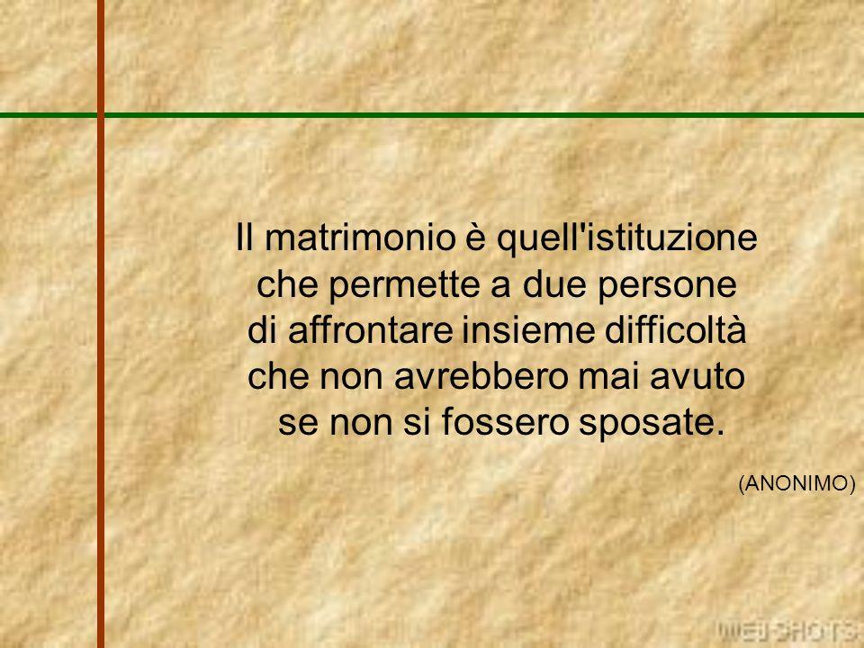 A proposito del matrimonio…… www.peppiniello.it