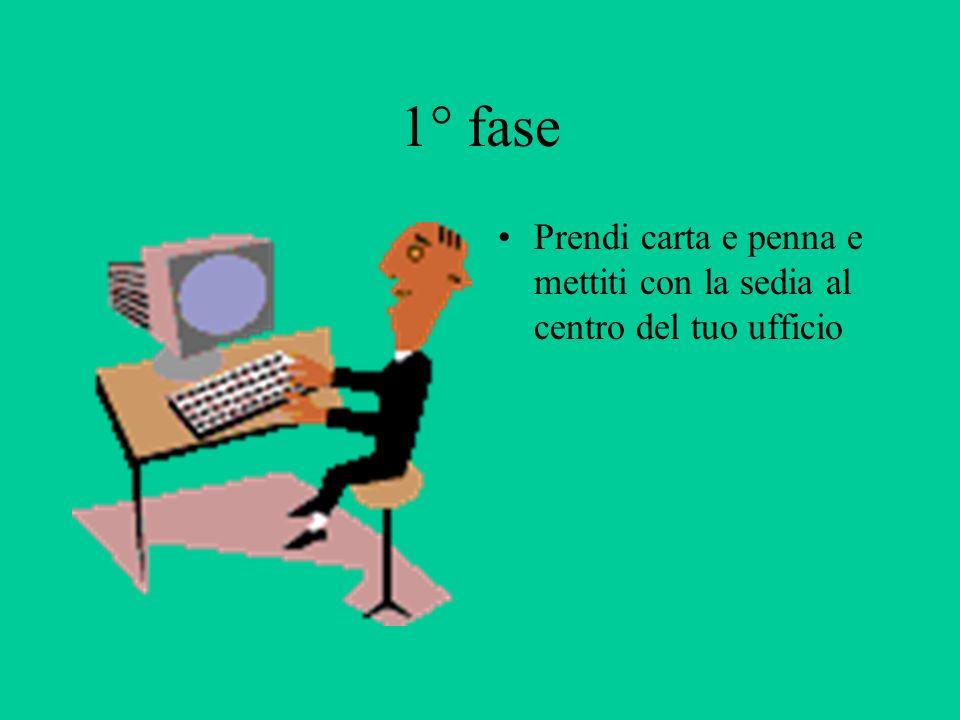 Test scientifico Importante Per una buona riuscita del test eseguire le operazioni descritte in ogni fase, prima di passare a quella successiva www.peppiniello.it