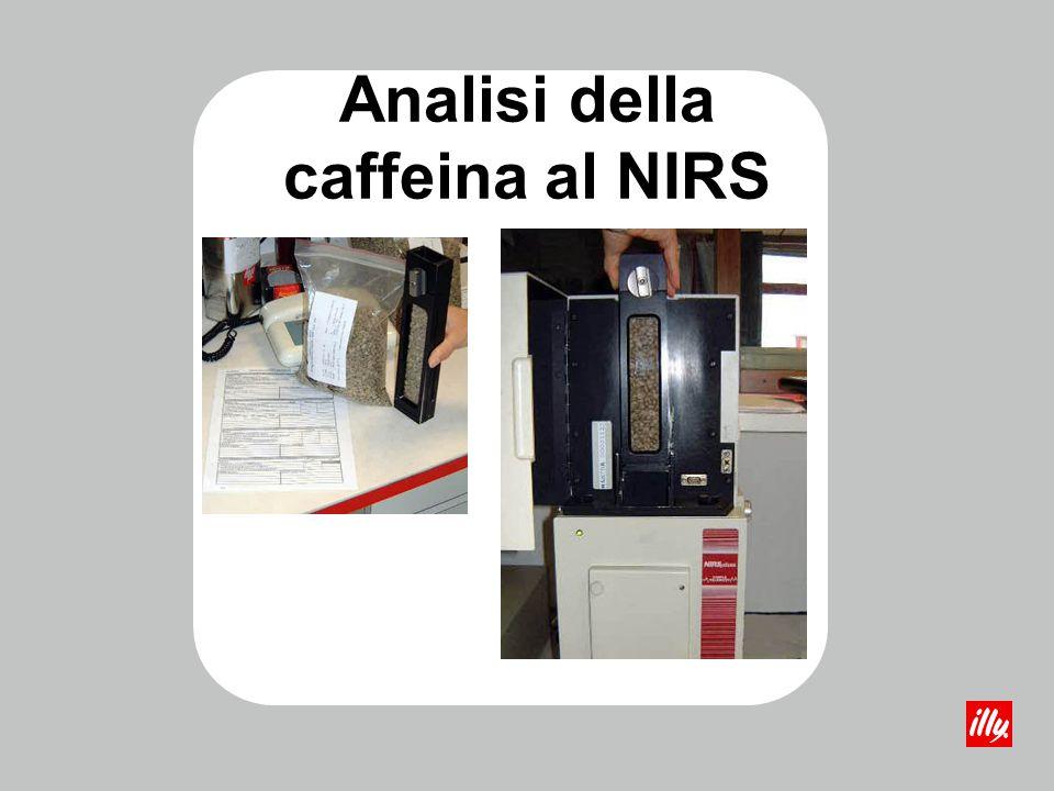 Analisi della caffeina