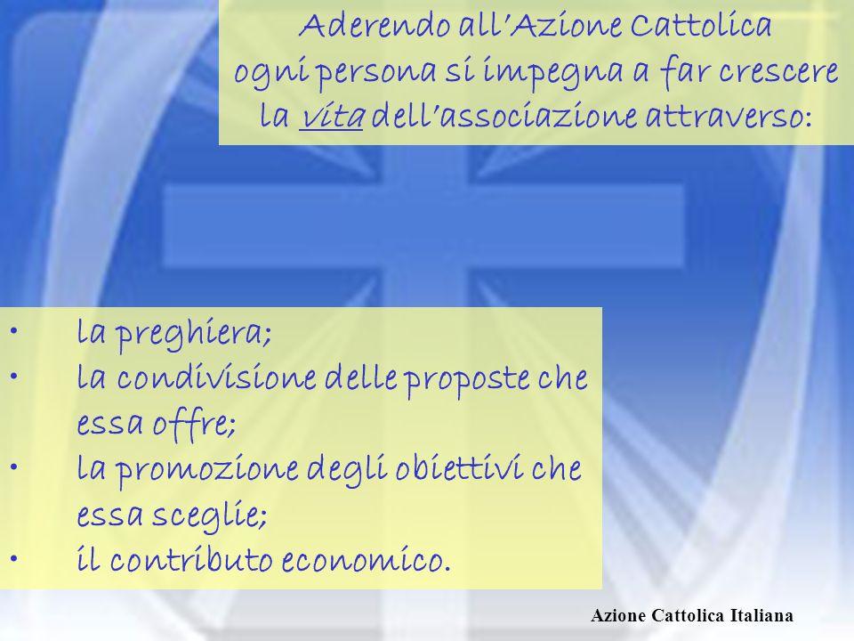 Azione Cattolica Italiana Siamo chiamati a condividere il dono della fede.