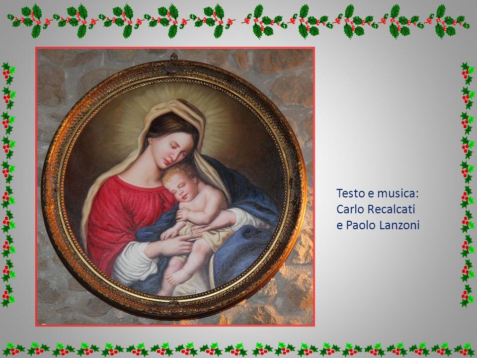 Non temete, popoli del mondo, spalancate le porte al Dio Bambino, al Figlio dell Eterno nato da Maria.