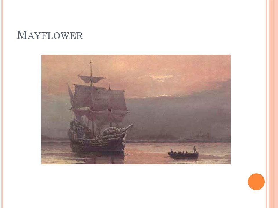 M AYFLOWER