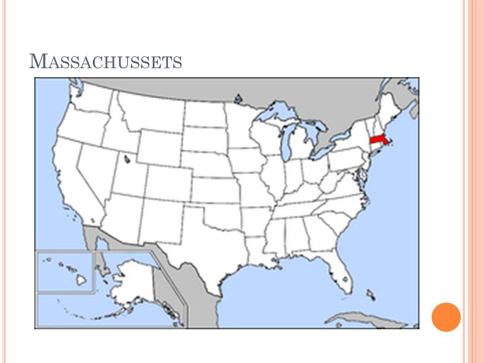 C ONNECTICUT Spingendosi più a nord i coloni della Nuova Inghilterra Tra 1635 e 1640 fondarono il Connecticut Lintolleranza religiosa dei Puritani costrinse i dissidenti religiosi ad abbandonare lo Stato del Massachussets