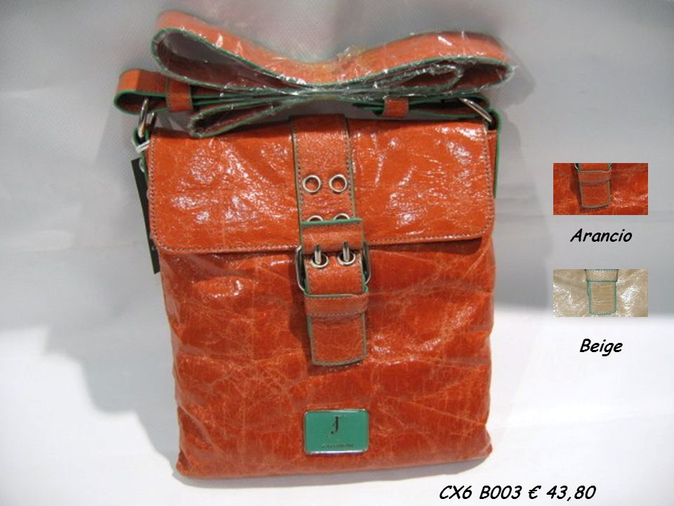 Arancio Beige CX6 B003 43,80