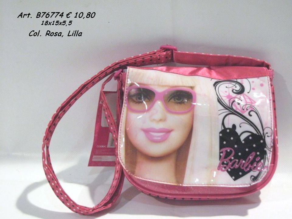 Art. B76774 10,80 18x15x5,5 Col. Rosa, Lilla