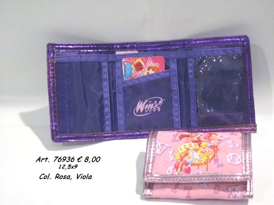Col. Rosa, Viola Art. 76936 8,00 12,5x9