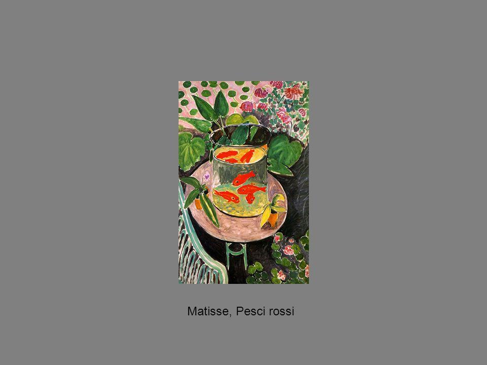 Matisse, Pesci rossi