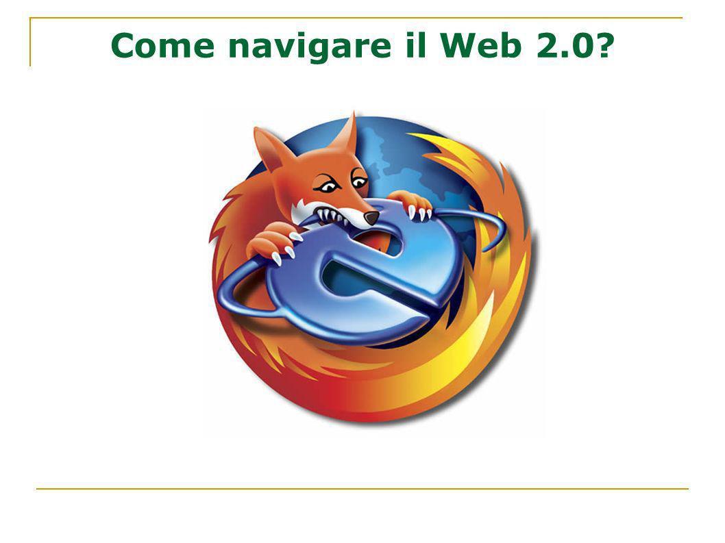 Come navigare il Web 2.0?