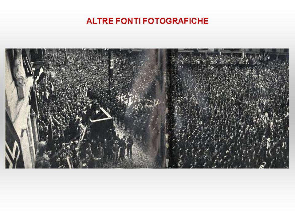 ALTRE FONTI FOTOGRAFICHE