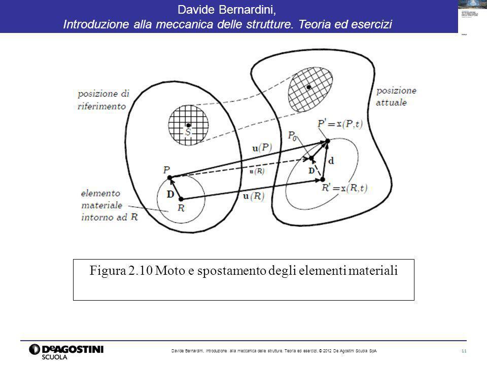 11 Davide Bernardini, Introduzione alla meccanica delle strutture. Teoria ed esercizi Davide Bernardini, Introduzione alla meccanica delle strutture.