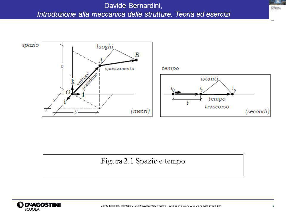 2 Davide Bernardini, Introduzione alla meccanica delle strutture. Teoria ed esercizi Davide Bernardini, Introduzione alla meccanica delle strutture. T