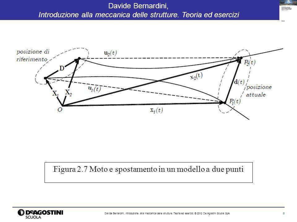 8 Davide Bernardini, Introduzione alla meccanica delle strutture. Teoria ed esercizi Davide Bernardini, Introduzione alla meccanica delle strutture. T