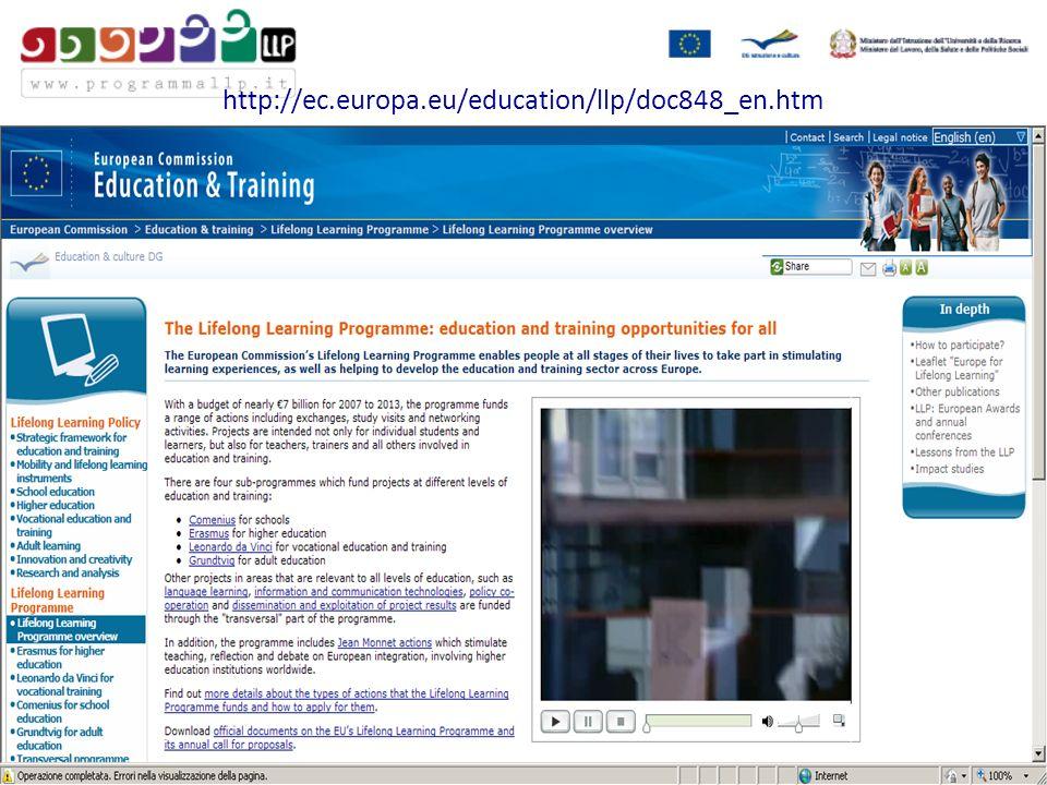 http://ec.europa.eu/education/llp/doc848_en.htm