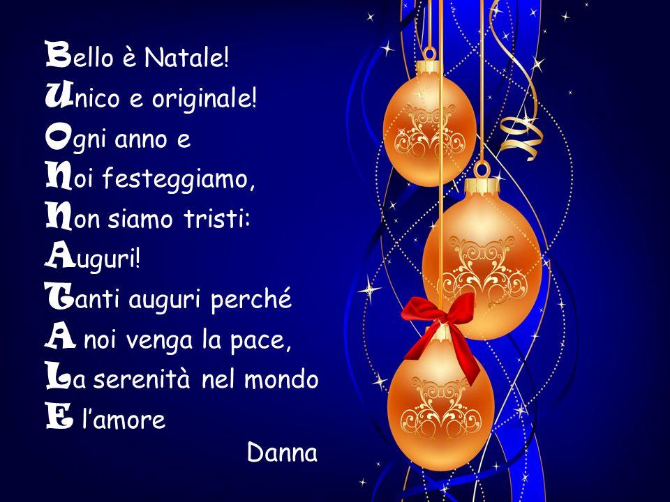 B uona feste ricche di gioia e di amore! U n Natale sereno si passa in famiglia perché O ltre le stelle è nato un bambino. N atale dona a tutta la gen