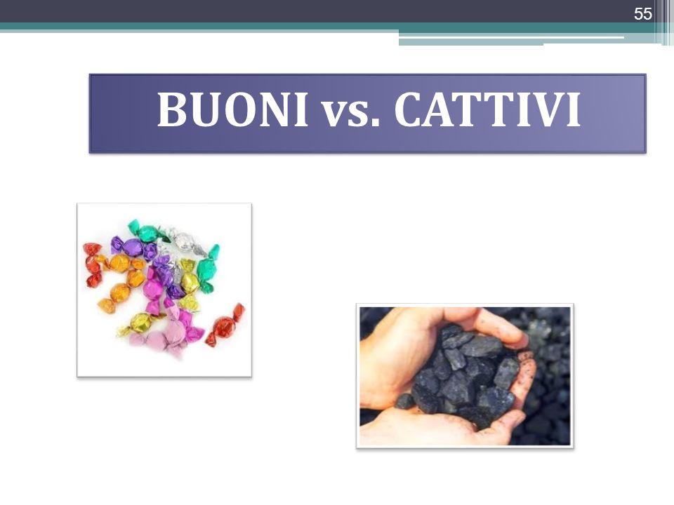 BUONI vs. CATTIVI 55