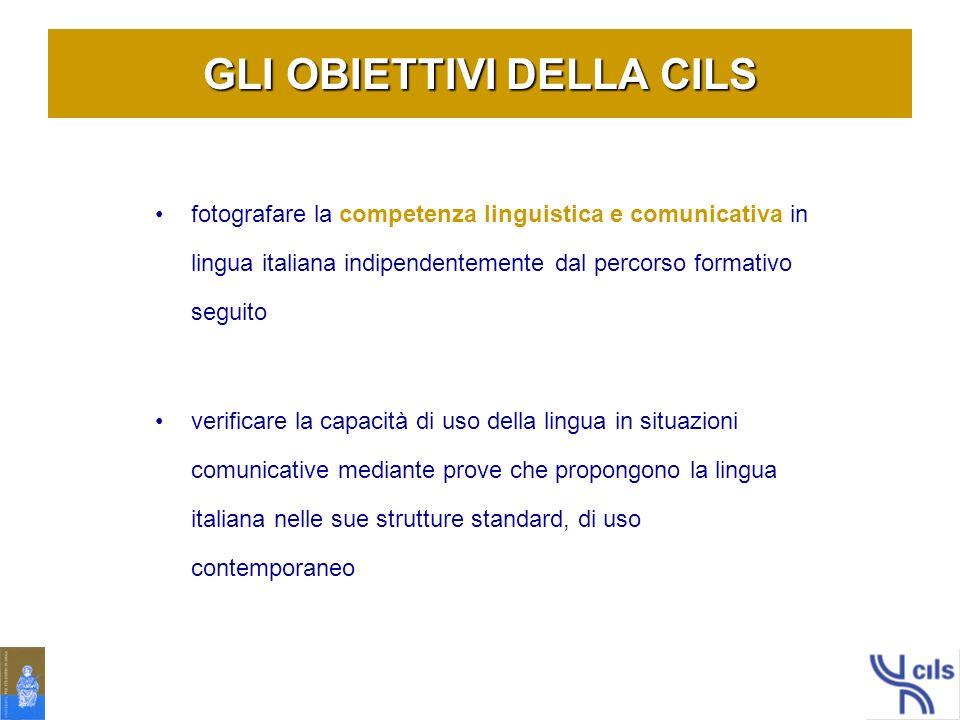 CILS A2 PROFILO DI COMPETENZA Il candidato possiede una competenza iniziale, in via di formazione, non del tutto autonoma dal punto di vista comunicativo.