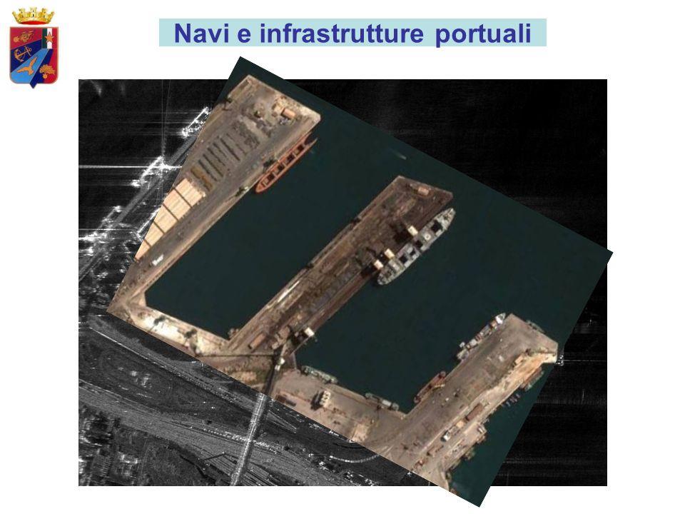 Navi e infrastrutture portuali