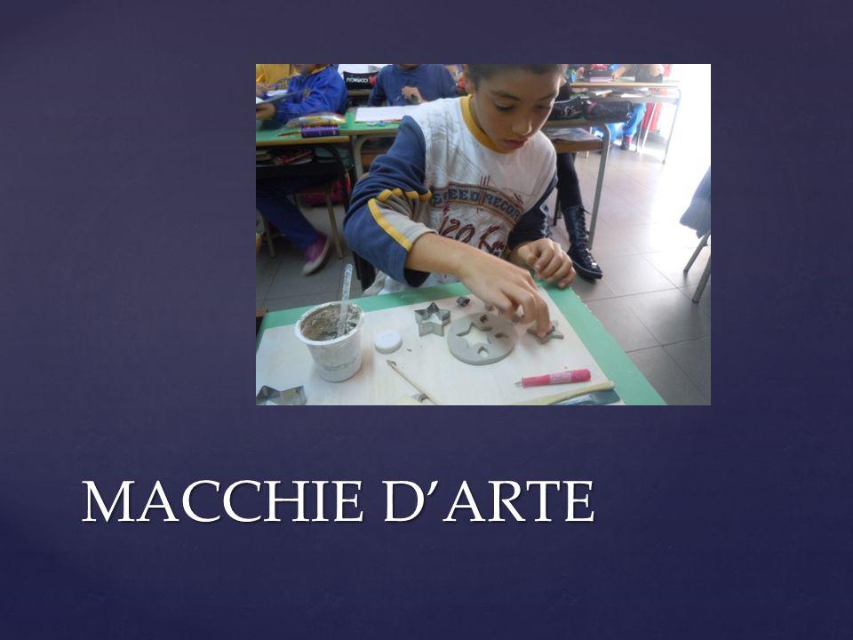 MACCHIE DARTE