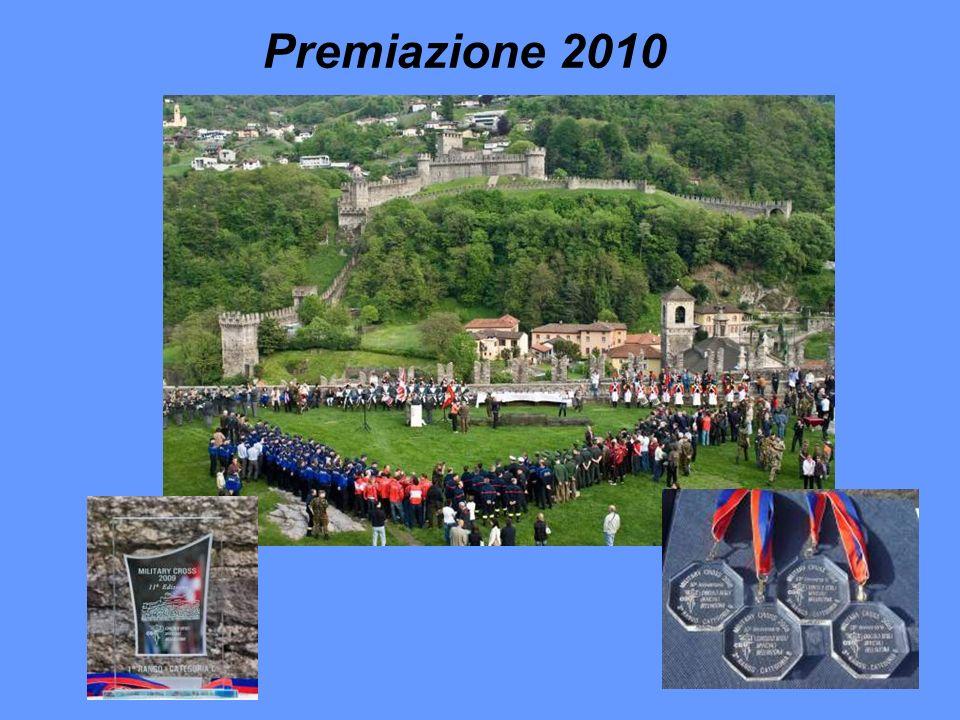 Premiazione 2010
