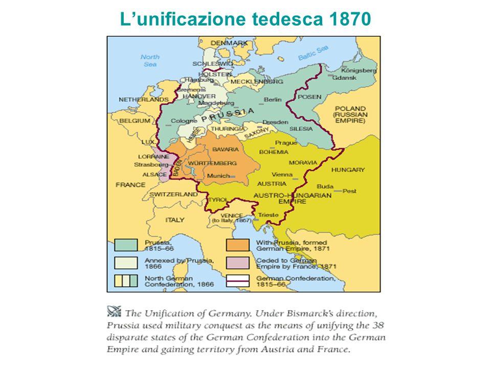 Lunificazione tedesca 1870