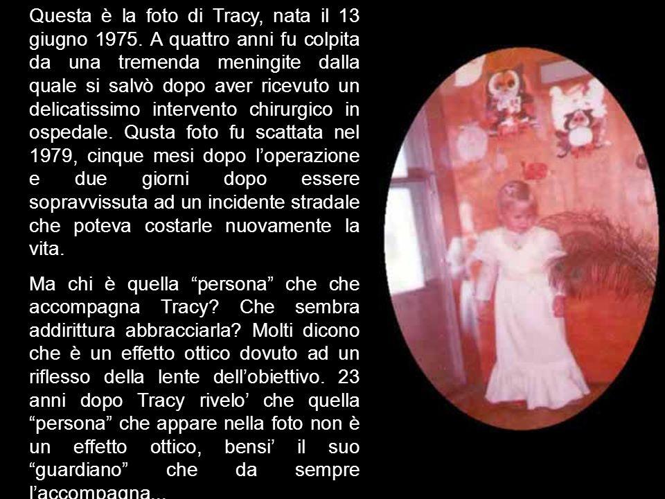 Questa è la foto di Tracy, nata il 13 giugno 1975.