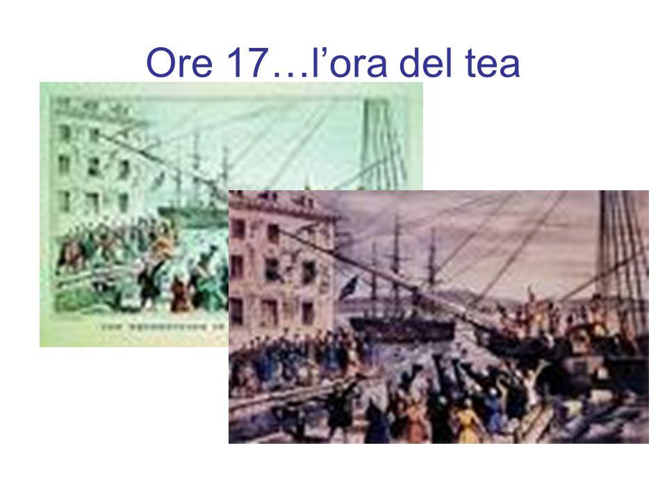 Ore 17…lora del tea