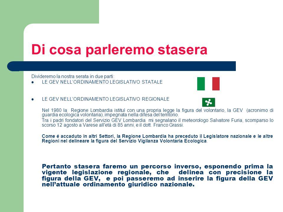 Art.1. Finalità del servizio volontario di vigilanza ecologica 3.