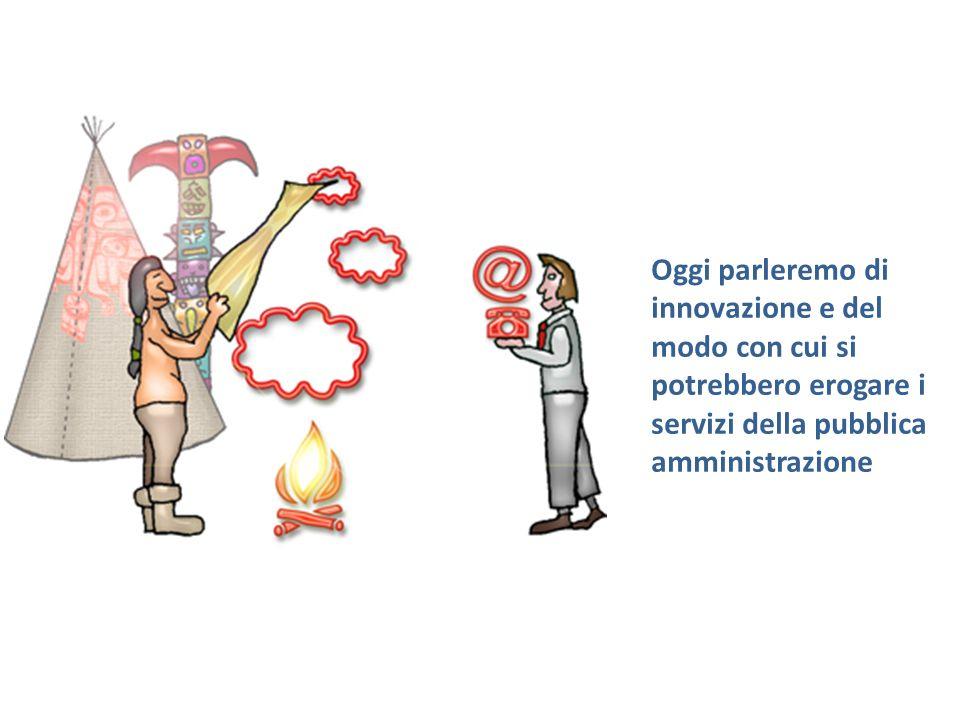 Informazioni (come fare per, lo sai che…) Transazioni (dati, denaro, moduli) Relazioni (consigli, reclami, aiuto) Di che cosa si compone un servizio della pubblica amministrazione?