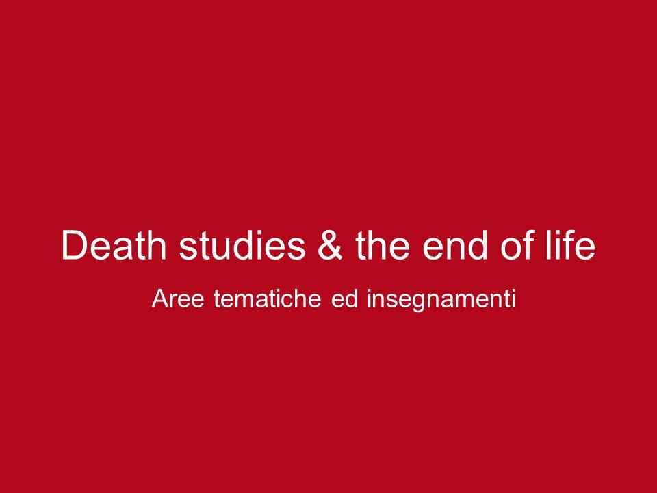 Psicologica: Vivere il morire.Psicologia dei gruppi.