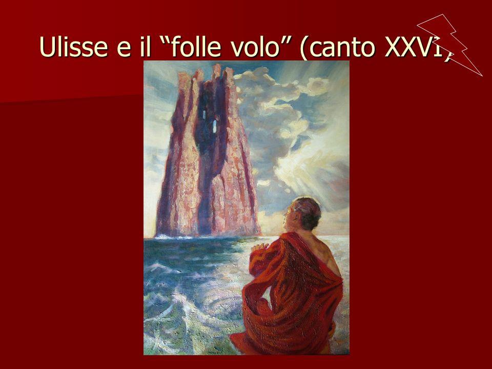 Ulisse e il folle volo (canto XXVI)