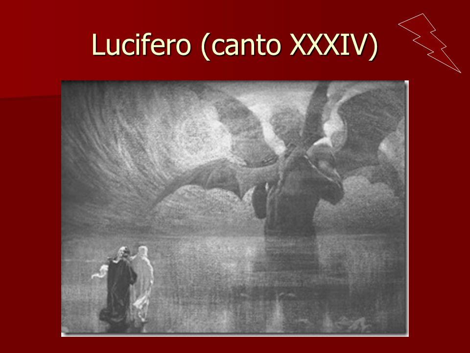 Lucifero (canto XXXIV)