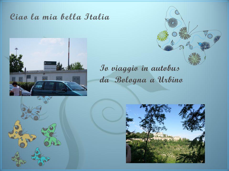7 Ciao la mia bella Italia
