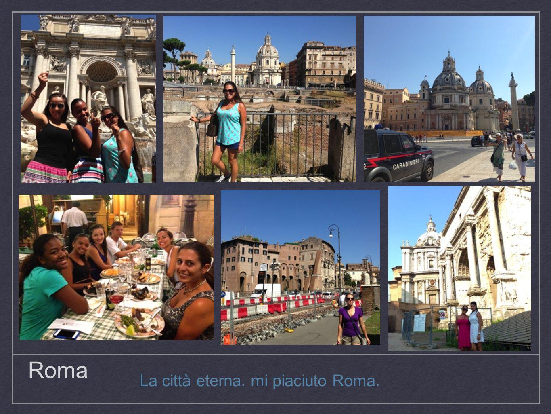 Roma La città eterna. mi piaciuto Roma.