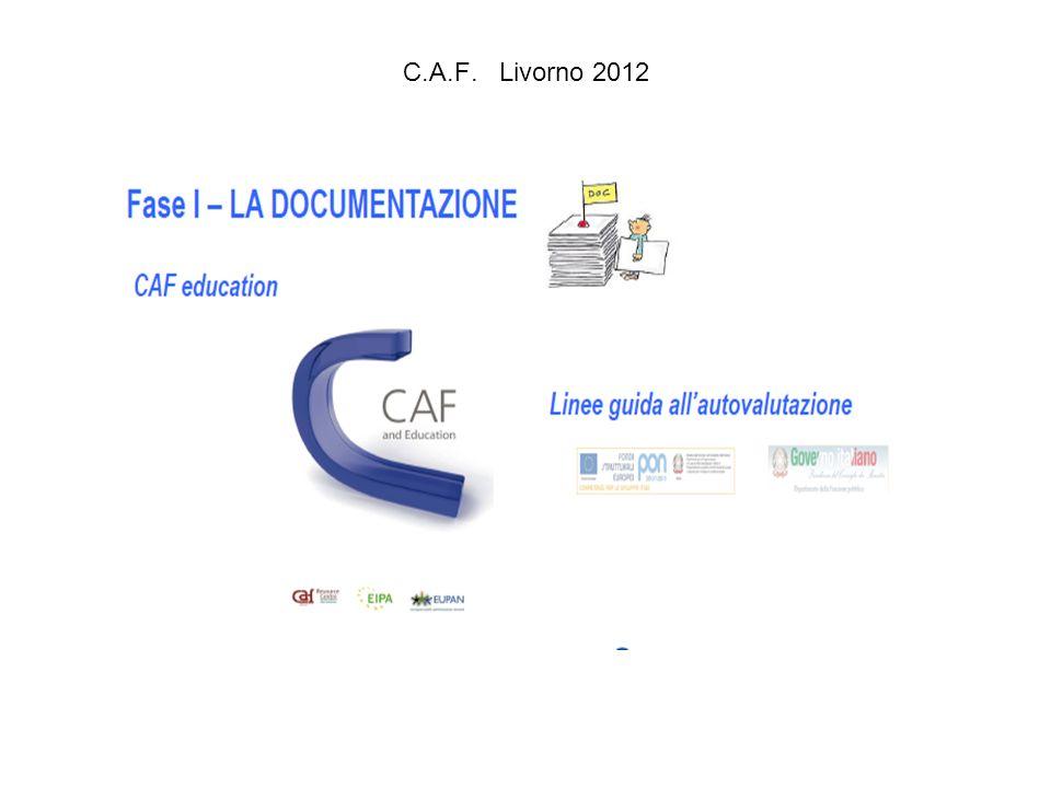 C.A.F. Livorno 2012