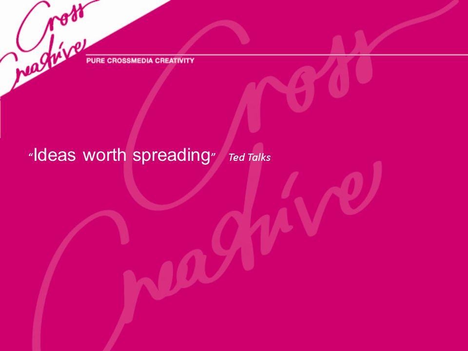 Cross Creative Start up in rosa con lobiettivo di progettare, realizzare e distribuire contenuti creativi cross media per brand communication e brand entertainment, attraverso il modello open.