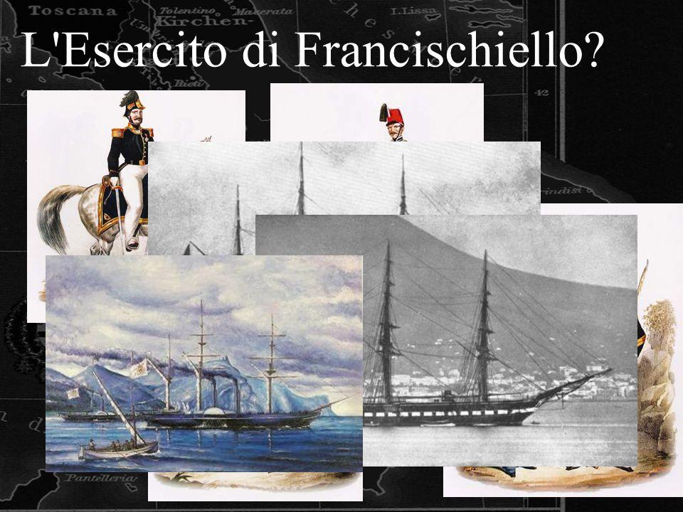 L'Esercito di Francischiello?